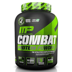 MusclePharm Combat Protein - 4lb-Physical Product-Musclepharm-Supplements.co.nz
