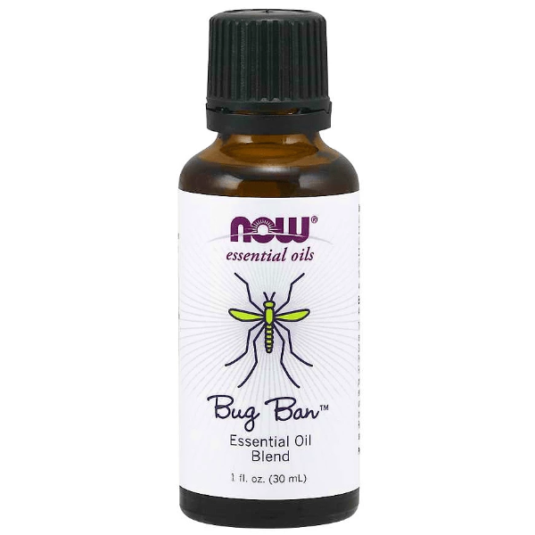 Now Foods Bug Ban Essential Oil Blend 30ml