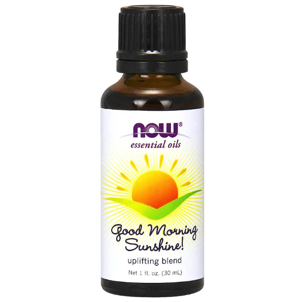 Now Foods Good Morning Sunshine Oil Blend 30ml