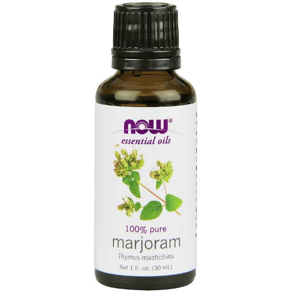 Now Foods Marjoram Oil 30ml