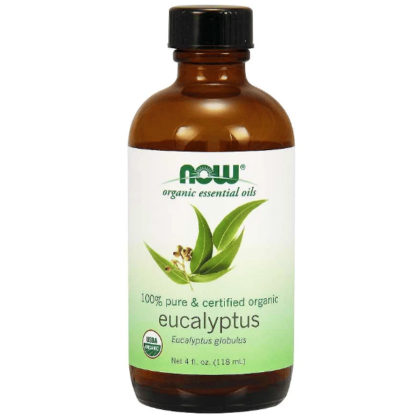 Now Foods Organic Eucalyptus Oil 118ml