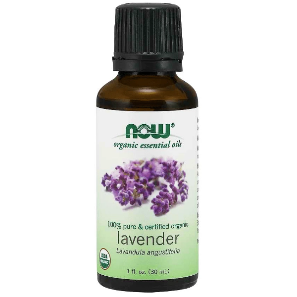 Now Foods Organic Lavender Oil 30ml