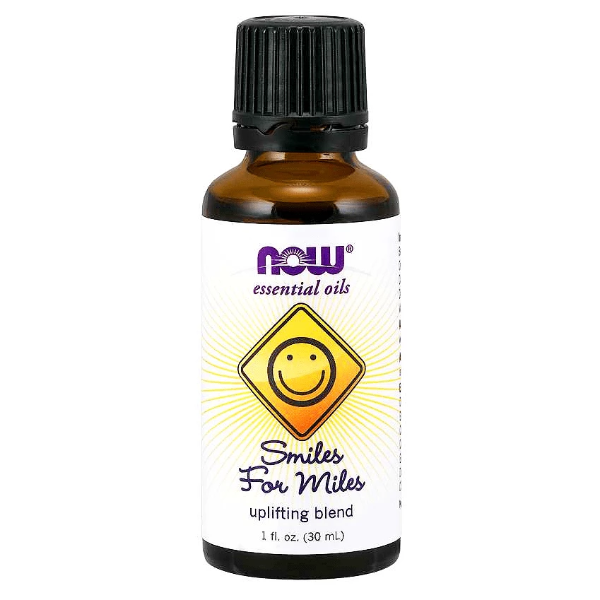 Now Foods Smiles for Miles Oil Blend 30ml