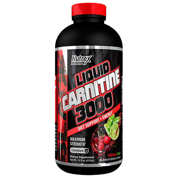 Nutrex Liquid Carnitine 3000 473ml - Supplements.co.nz