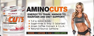AllMax Nutrition AminoCuts 210g - Supplements.co.nz