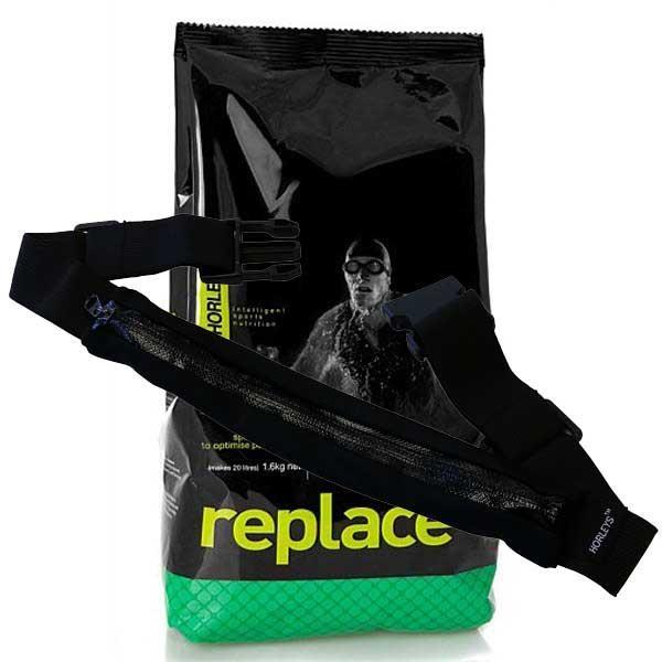 Horleys Replace Hydration 1.6kg + FREE Neoprene Sports waist belt-Physical Product-Horleys-Supplements.co.nz