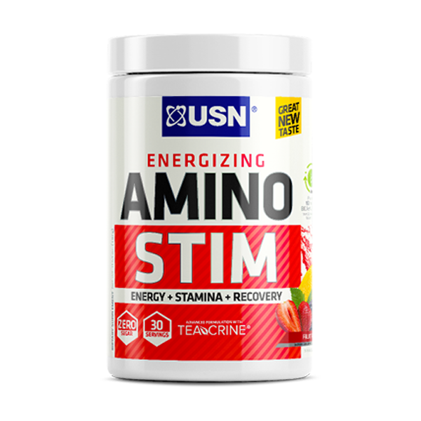 USN Amino Stim 30 Servings - Supplements.co.nz