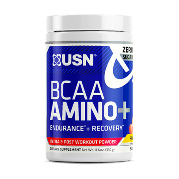 USN BCAA Amino+ 30 Servings - Supplements.co.nz