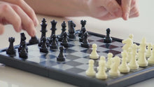 Load and play video in Gallery viewer, Travel Chess Set