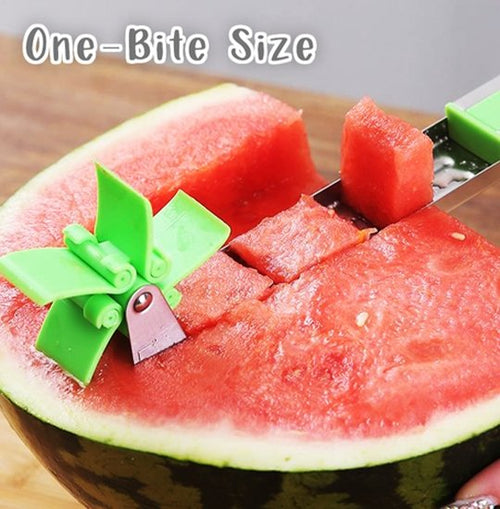 Easy Slice™ - Watermelon Slicer - Dot Com Product