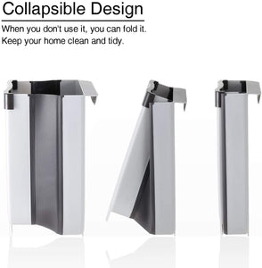 Collapsible Hanging Trash Can