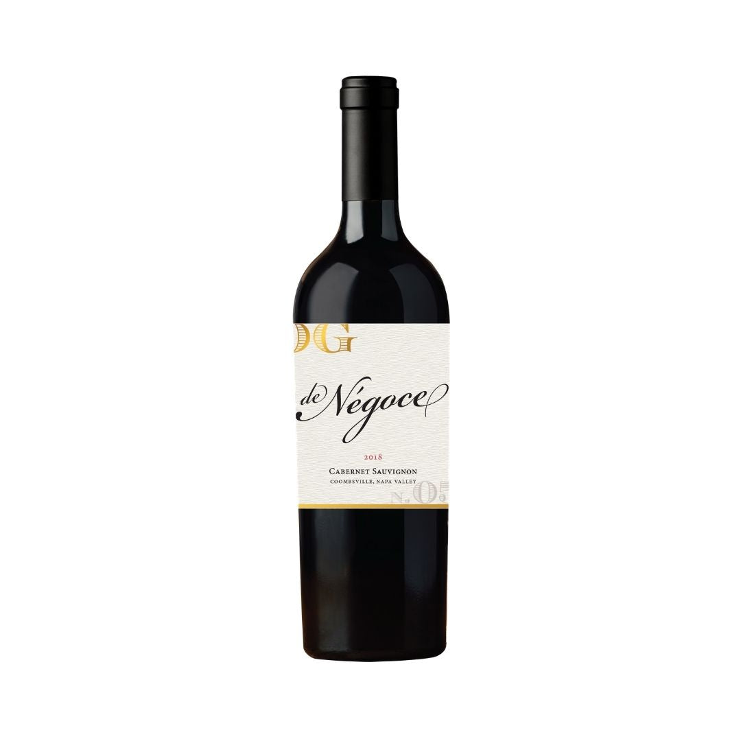 OG N.05 2018 Coombsville, Napa Valley Cabernet Sauvignon 750ml