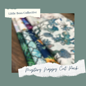 Mystery Nappy Cut Pack (4 nappy cuts per pack)