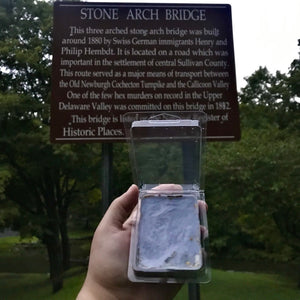 Stone Arch Bridge Wax Melts: Haunted Places Line