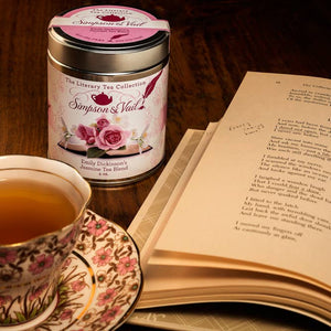 Emily Dickinson's Jasmine Tea Blend