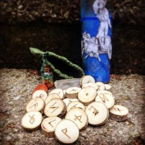 Runes for Divination & Soothsaying