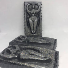 Load image into Gallery viewer, Dark Goddess Ritual Soap Bar