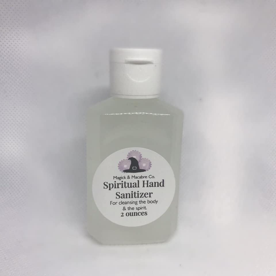 Spiritual Hand Sanitizer (2oz Gel)