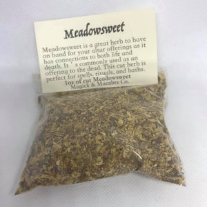 Meadowsweet 1oz: Life & Death Offering