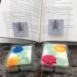 Faerie Queen Wax Melts: Jude Duarte Inspired form The Folk of the Air