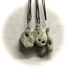 Load image into Gallery viewer, Hag Stone Necklace: Protection