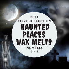Load image into Gallery viewer, Haunted Places Wax Melts: Full Collection 1