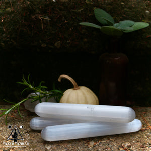 Selenite Wand (Smooth)