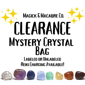 Mystery Crystal Grab Bag