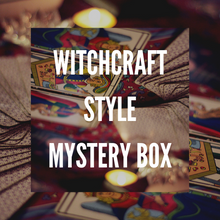 Load image into Gallery viewer, Witchcraft Style Mystery Box