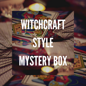 Witchcraft Style Mystery Box