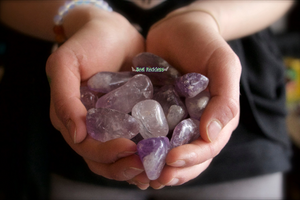 Amethyst Crystal (Tumbled)