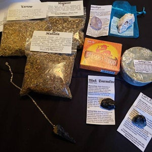 The Original Witch Mystery Box: Etsy Best Seller | Select Your Intent!
