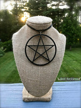 Load image into Gallery viewer, NüGoth Pentacle Necklace
