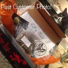 Load image into Gallery viewer, The Original Witch Mystery Box: Etsy Best Seller | Select Your Intent!