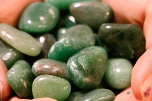 Green Aventurine Crystal (Tumbled)