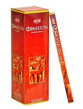Passion Incense (8-Pack)