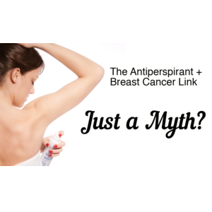 Are Antiperspirants Linked To Breast Cancer?