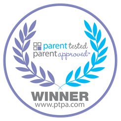 parent tested parent approved winner, PTPA, Parent tested parent approved