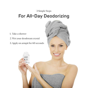 Best Natural Deodorant For Women