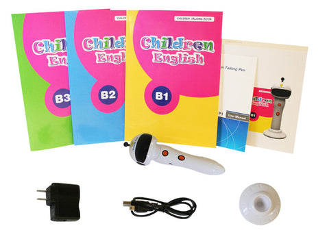 Children's Interactive Talking Pen