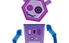 Wallabee Build-a-Bot Fabric Wall Decals