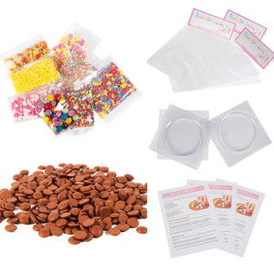 Chocolate D.I.Y Art Kit