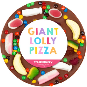 Giant Lolly Pizza