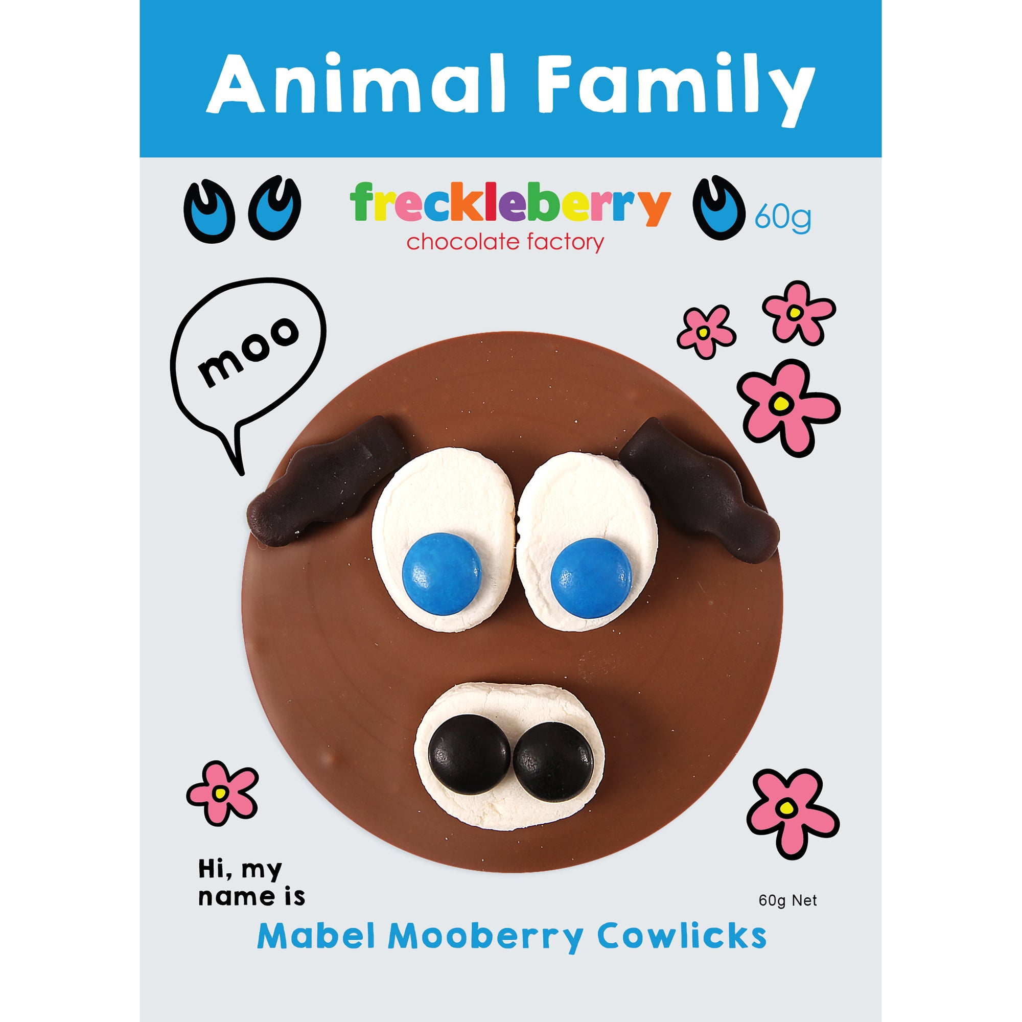 Mabel Mooberry Cowlicks