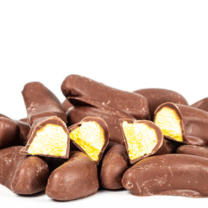 230g Choc Coated Bananas