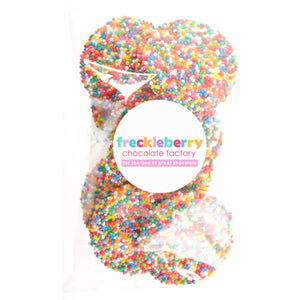 White Chocolate Freckles 150g