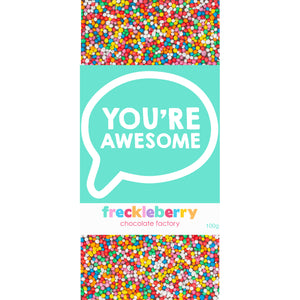 You're Awesome
