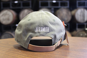 Unstructured Anvil hat - Alesmith Brewing Company