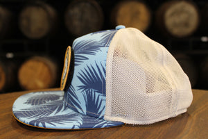 Velcro Patch Flat Bill Hat-Tropical - Alesmith Brewing Company