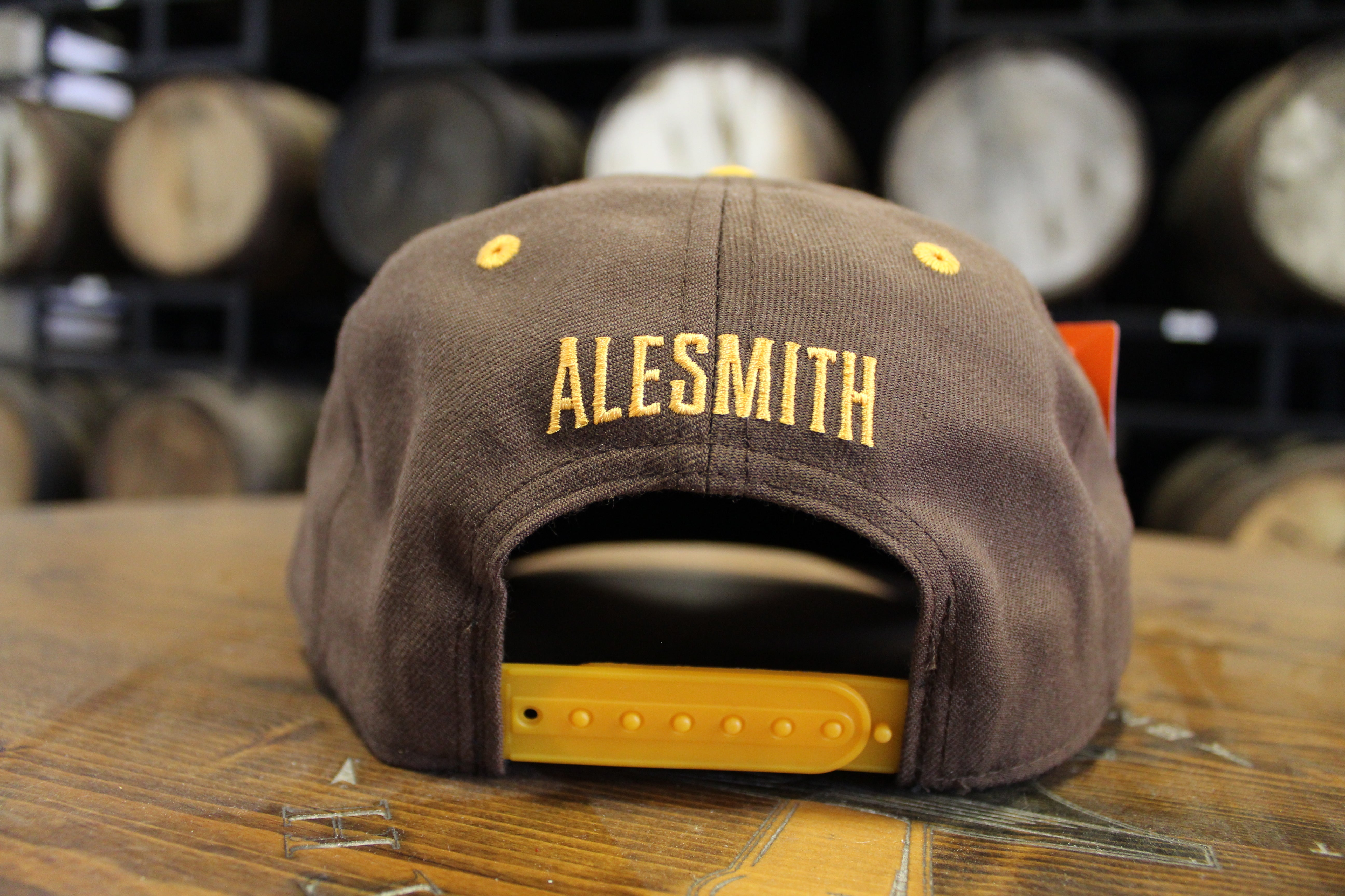 .394 Pale Ale Structured Hat - Alesmith Brewing Company